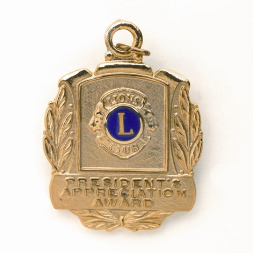 PRESIDENTS APPRECIATION MEDAL