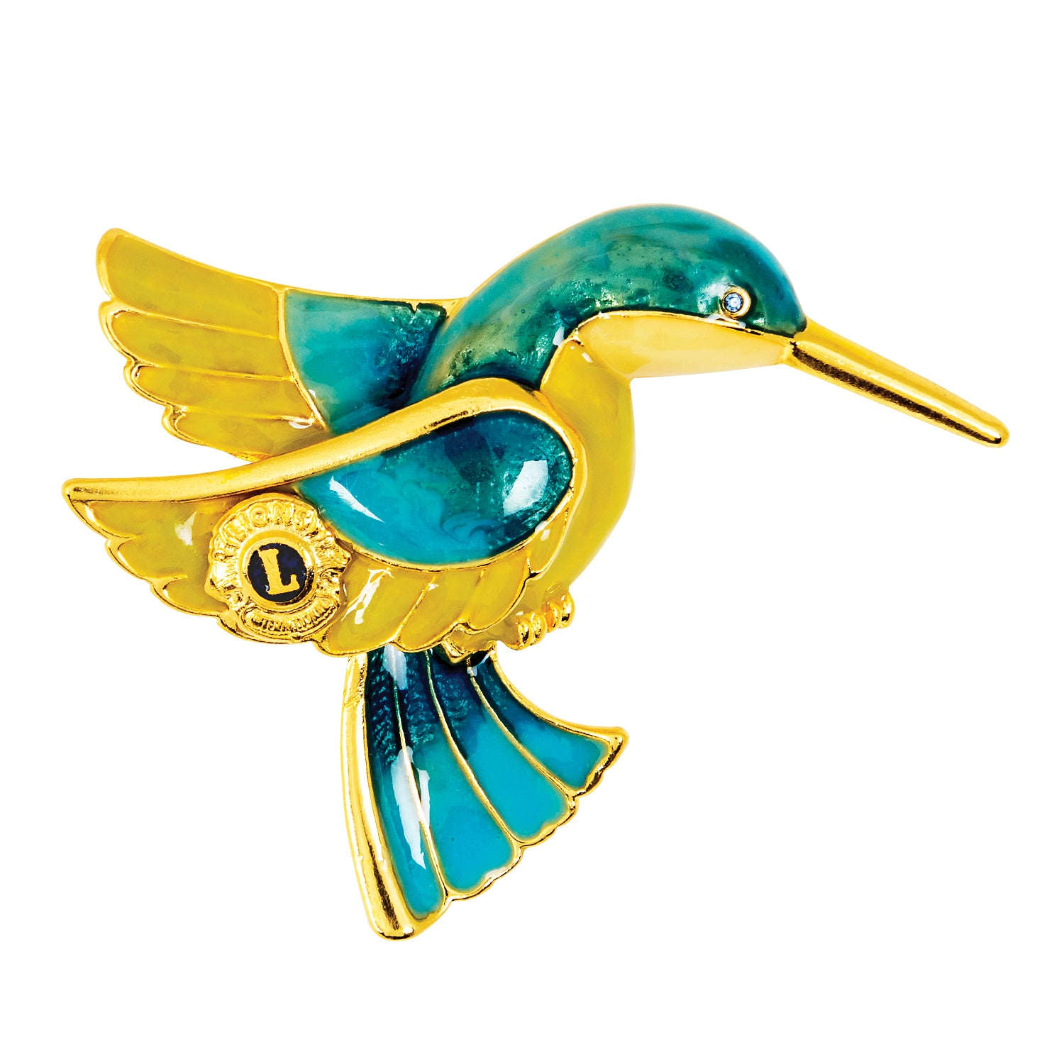 HUMMINGBIRD PIN+