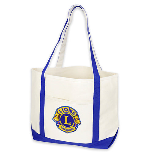 HEAVY WEIGHT LRG COTTON TOTE +