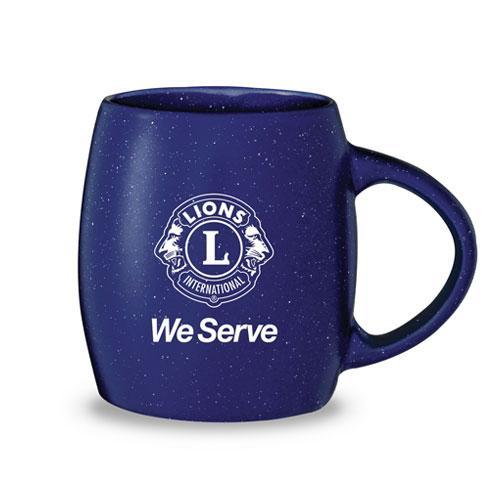 STONE CERAMIC WE SERVE MUG