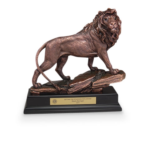 SETTING THE STANDARD OF LIONISM AWARD