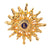 WOMENS SUNBURST PIN