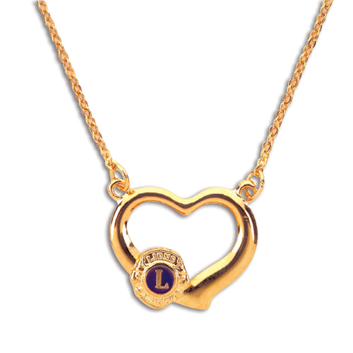 HEART NECKLACE +