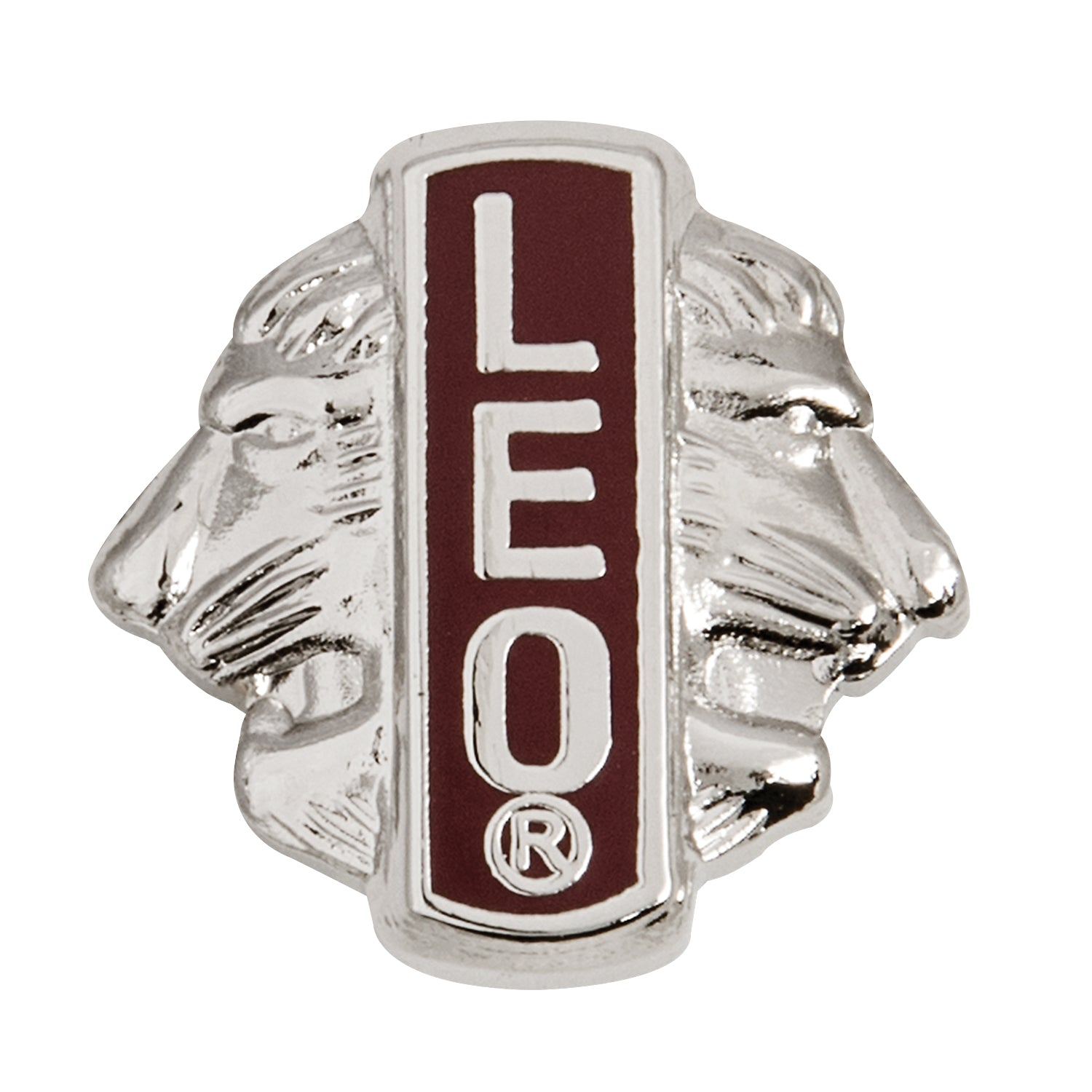 LEO CLUB ALPHA LAPEL TACK