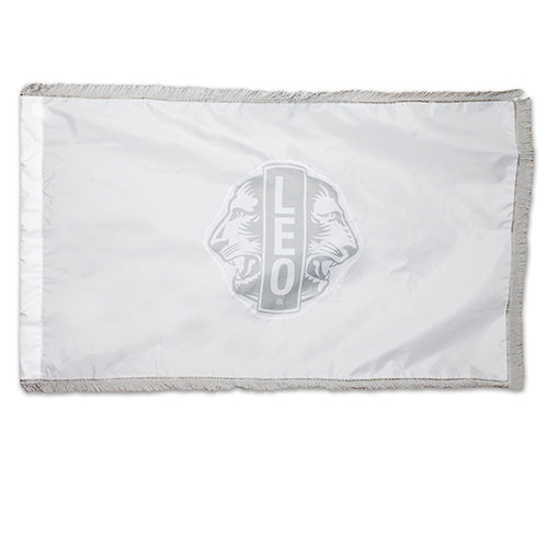 LEO FLAG - FOR INDOOR USE