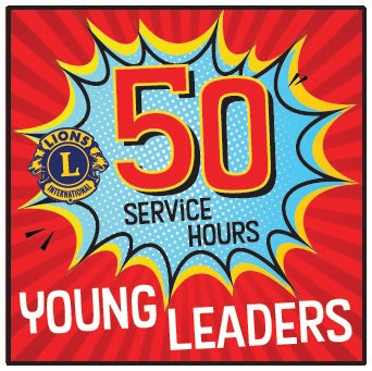 YOUNG LEADERS SERVICE HOURS BUTTON