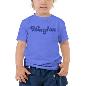 Toddler Logo Tee Blue