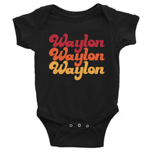 Load image into Gallery viewer, Infant Rainbow Logo Bodysuit