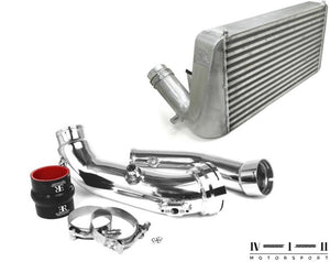 EVOLUTION RACEWERKS N55 COMPETITION SERIES FRONT MOUNT INTERCOOLER, STANDARD KIT - AUTO