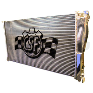 CSF ALUMINUM PERFORMANCE RADIATOR - BMW E82 135/1M, E9X 335, E89 Z4 35