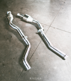 FI EXHAUST DOWNPIPE - GLE63
