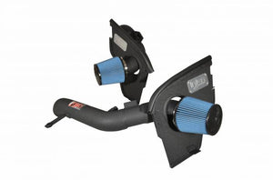 INJEN SP SHORT RAM COLD AIR INTAKE SYSTEM (WRINKLE BLACK) - BMW M3, M4 2015-2020 / M2C (S55)