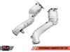 AWE PERFORMANCE DOWNPIPES - MCLAREN 720S 2017-2019