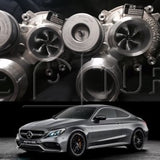 PURE 800 UPGRADE TURBOS - MERCEDES-BENZ C63S / AMG GT (M177/M178)