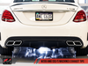 AWE TUNING EXHAUST SUITE - MERCEDES-BENZ AMG C63/S (W205)