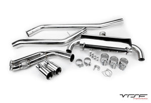 VRSF CATBACK EXHAUST SYSTEM - BMW 335i, 335is 2007-2013