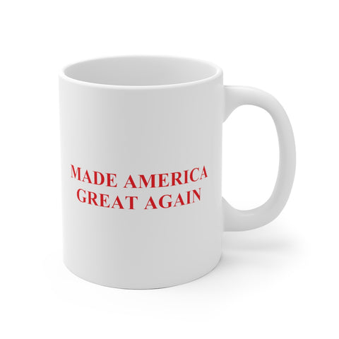 Made America Great Again Mug