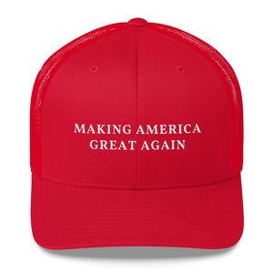 Making America Great Again Trump 2020 Cap