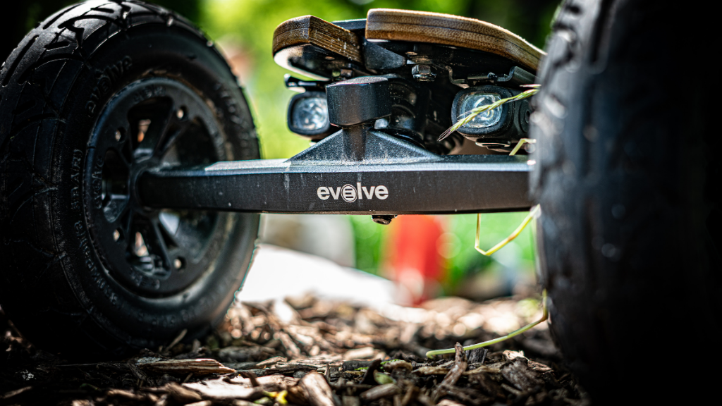 Off-Road Electric Skateboard