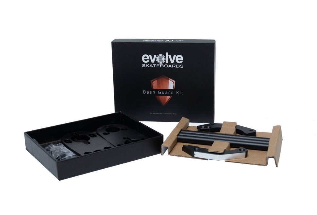 Bash Guard Kit - Evolve Skateboards USA