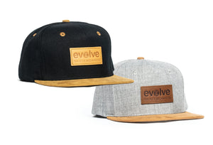 Evolve Patch Hat - Evolve Skateboards USA