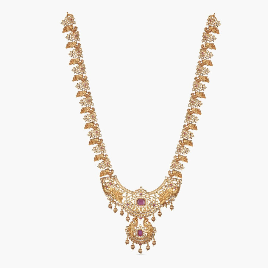 Radha Antique Long Necklace
