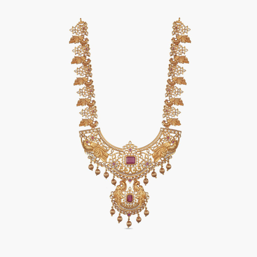 Radha Antique Bridal Set