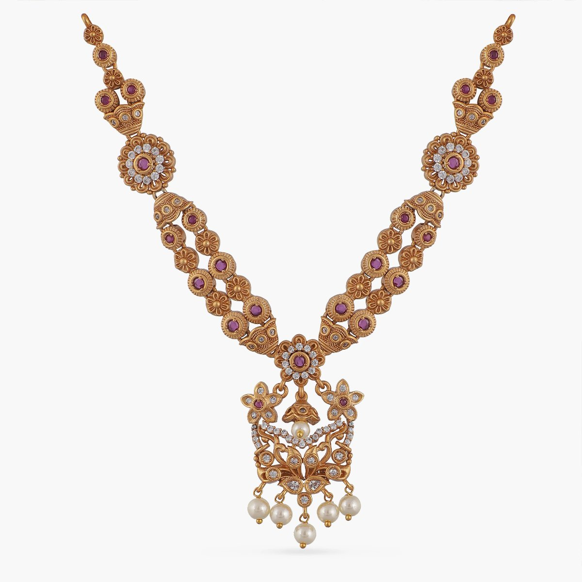 Akshara Antique Kids Necklace