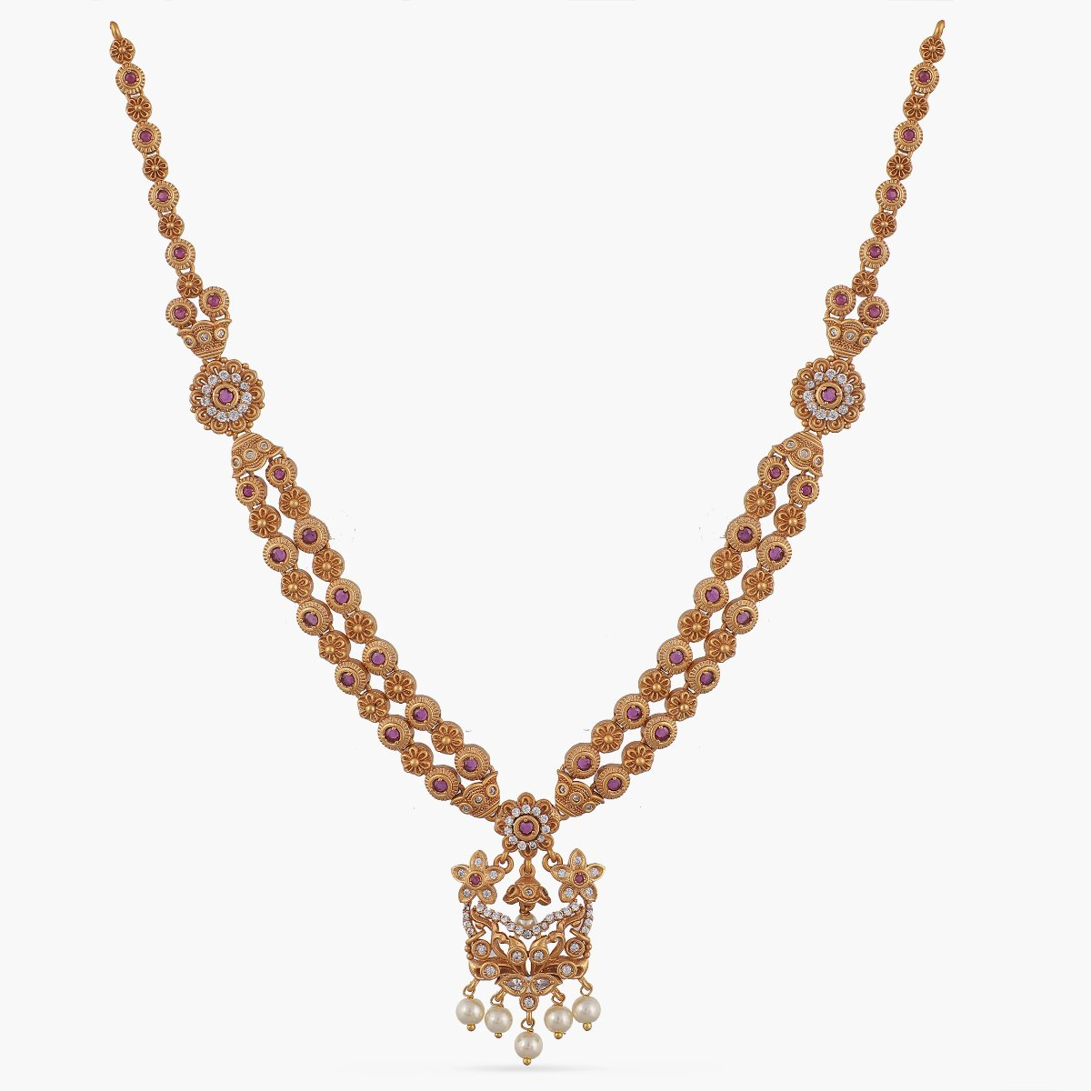 Akshara Antique Kids Long Necklace