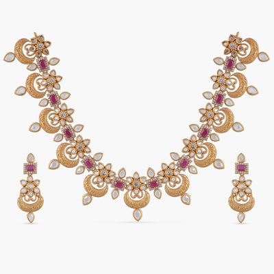 Maira Necklace Set
