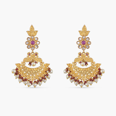 Jeevika Earrings