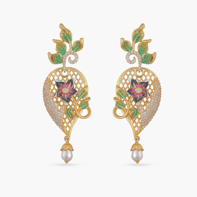 Ishya Nakshatra CZ Earrings