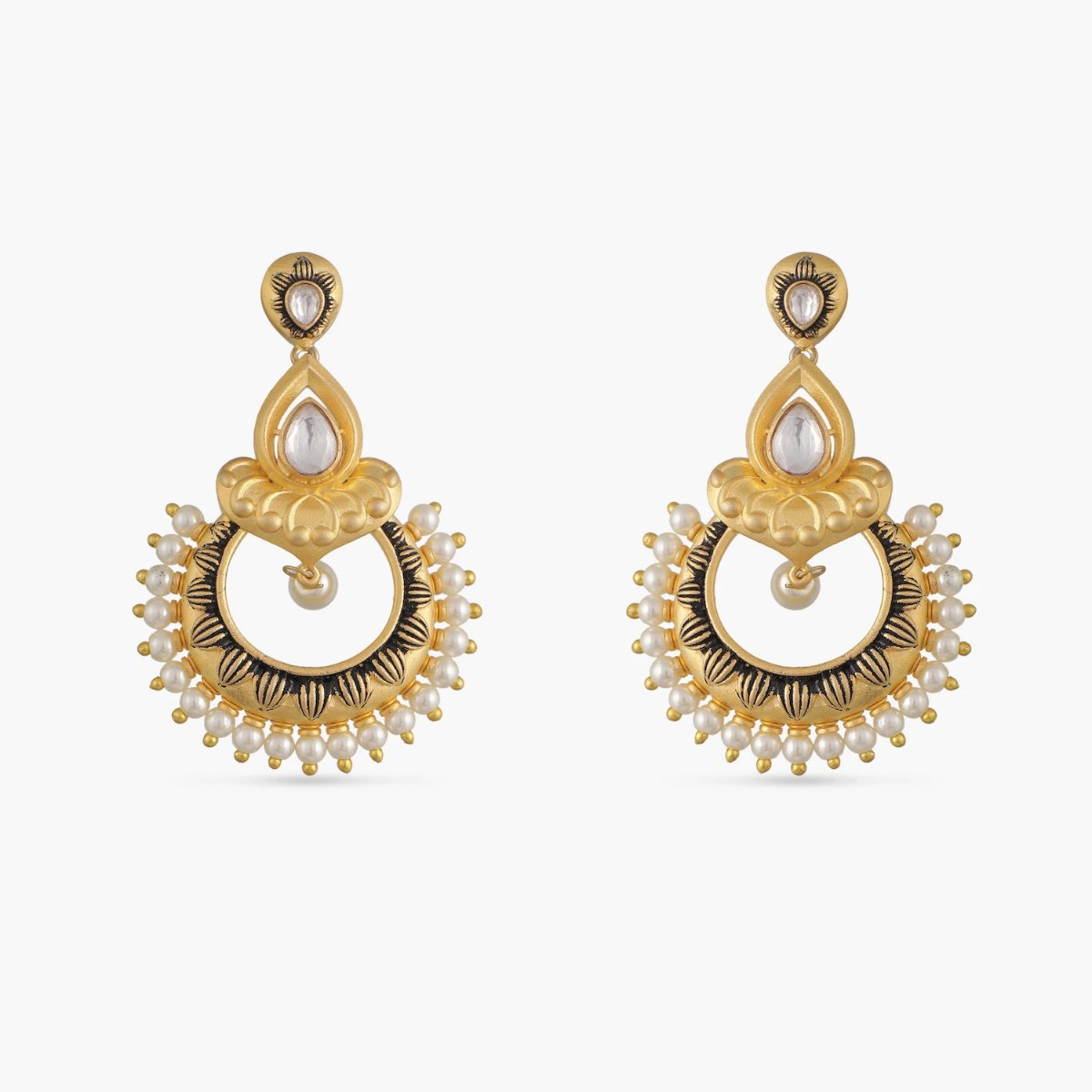 Tabu Kundan Earrings