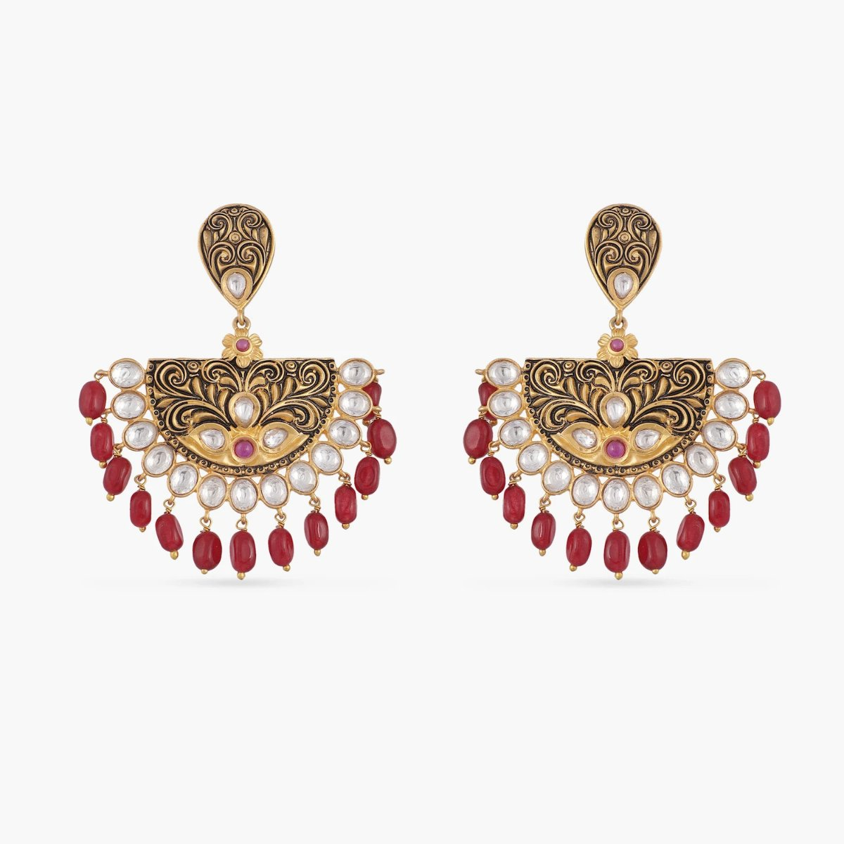 Vanita Kundan Earrings