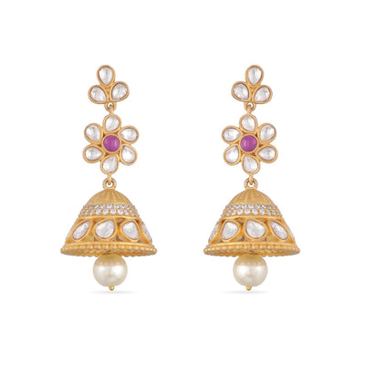 Vinisha Jhumka Earrings