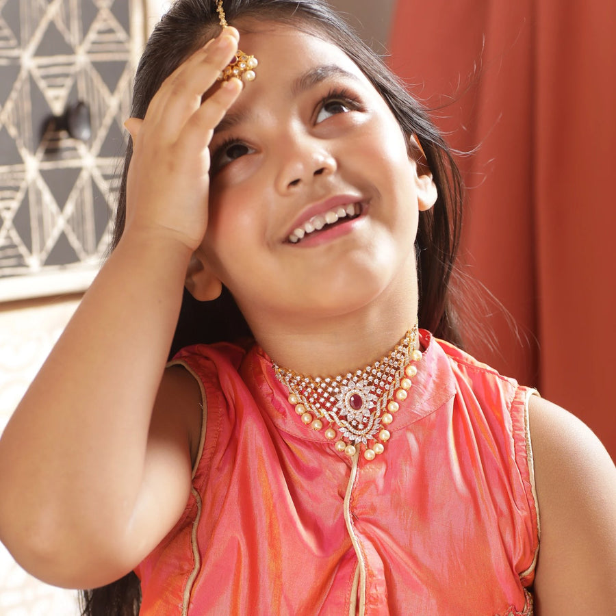 Tanvi Kids Necklace