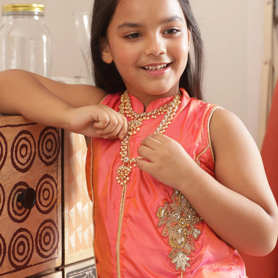 Aarohi Kids Long Necklace