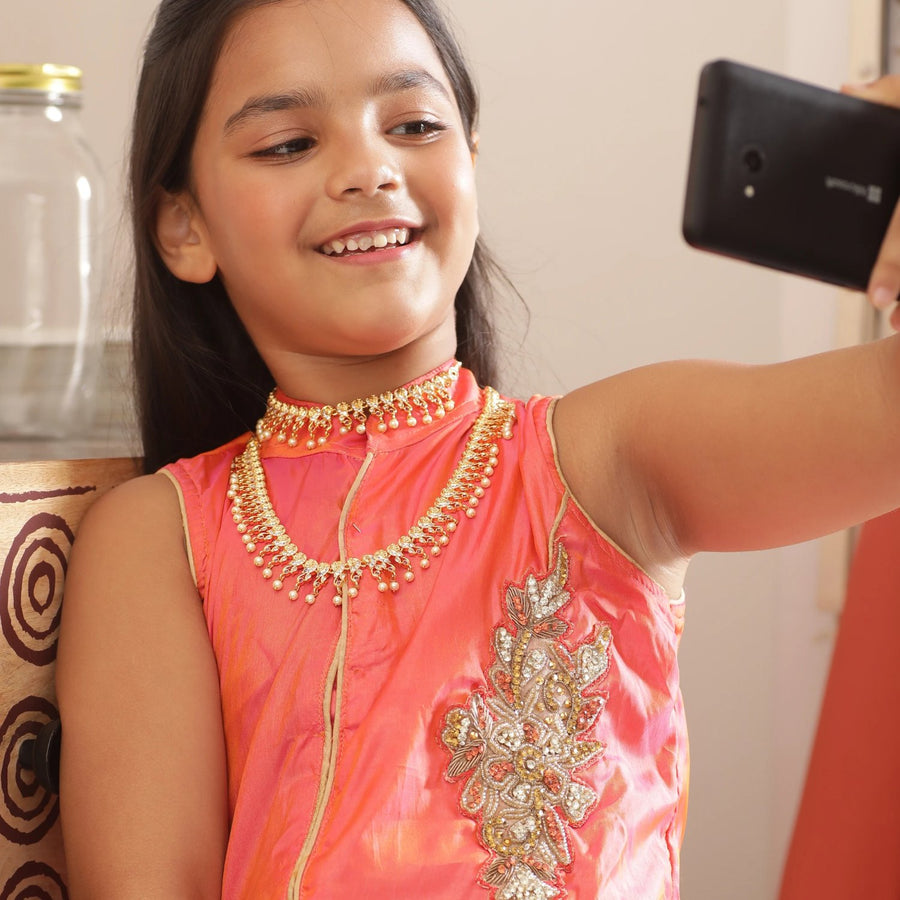 Lakshmi kids Necklace
