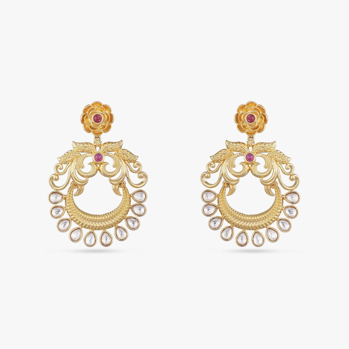Panya Kundan Earrings