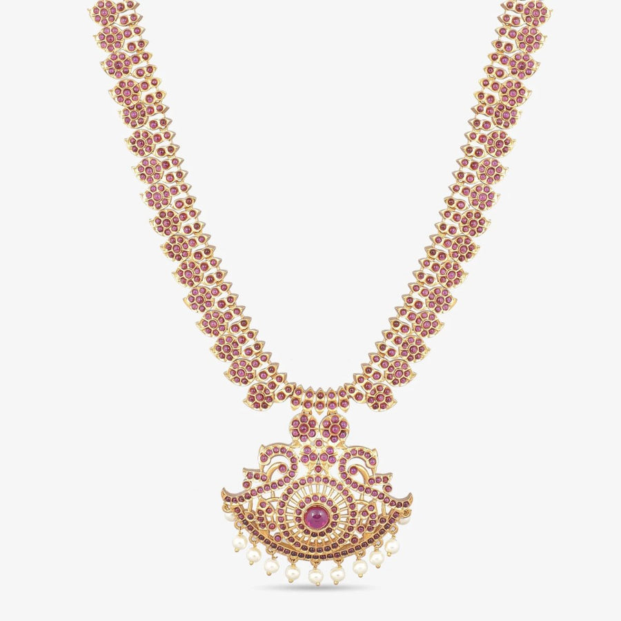 Gitika Antique Long Necklace