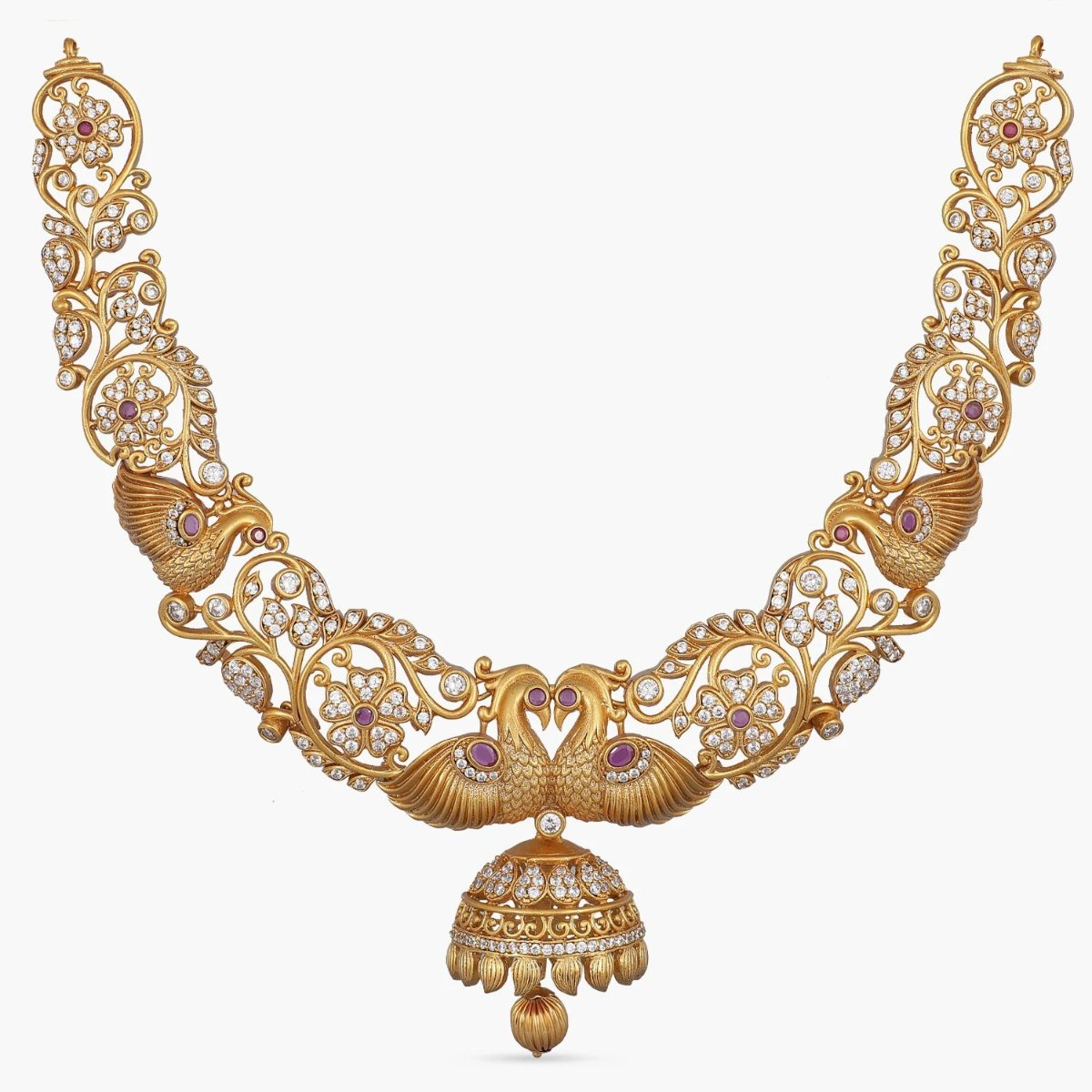 Malavika Antique Necklace Set
