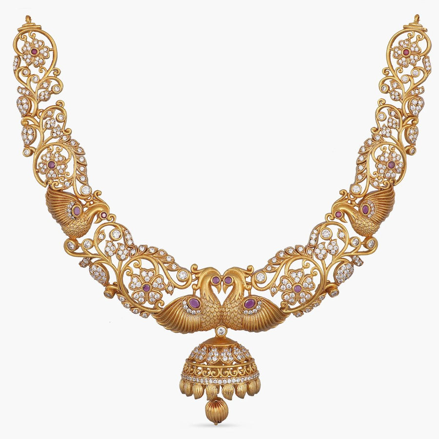 Malavika Antique Bridal Set