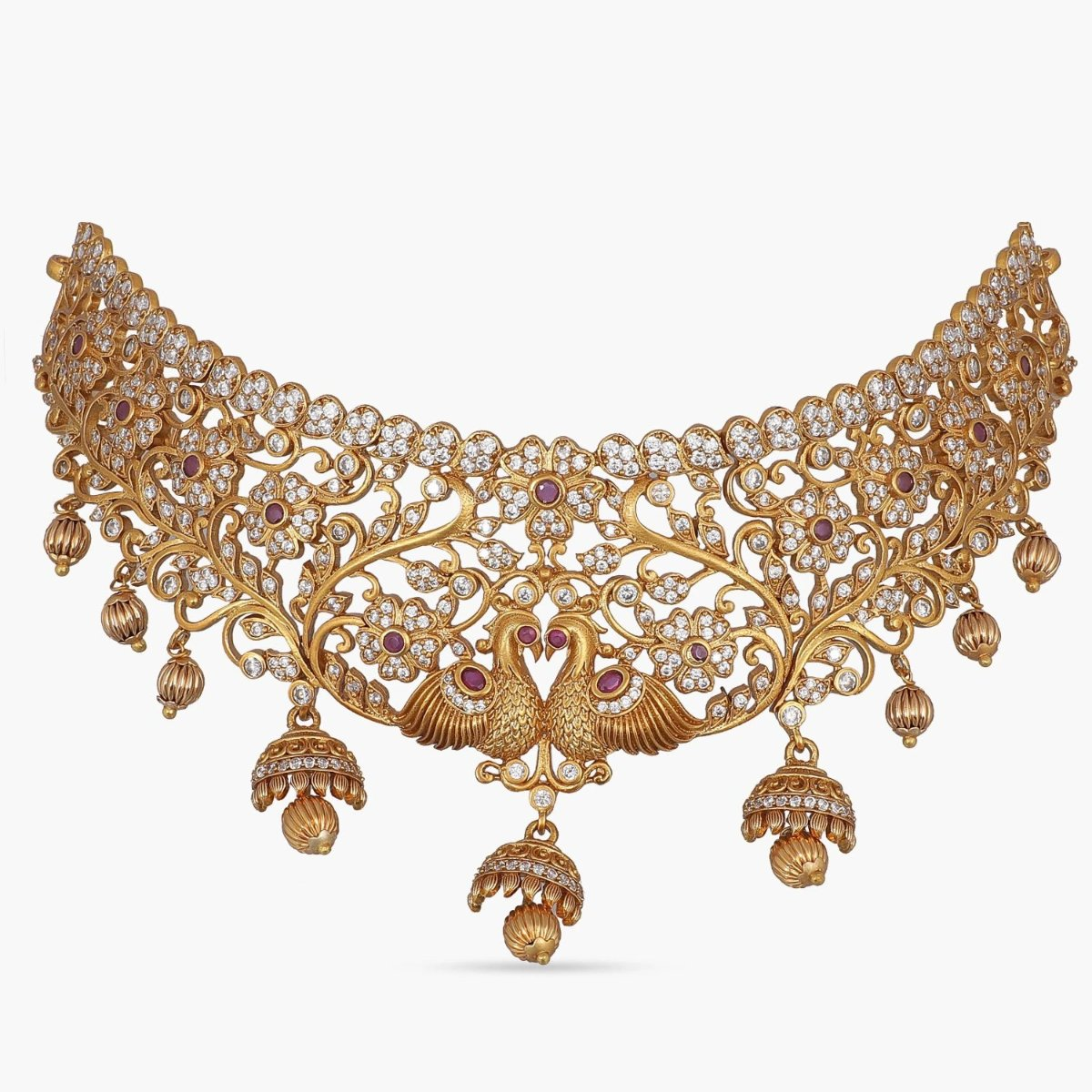 Malavika Antique Choker Set