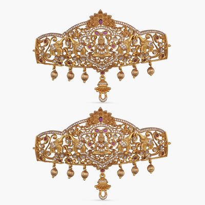 Bhumi Antique Armlets