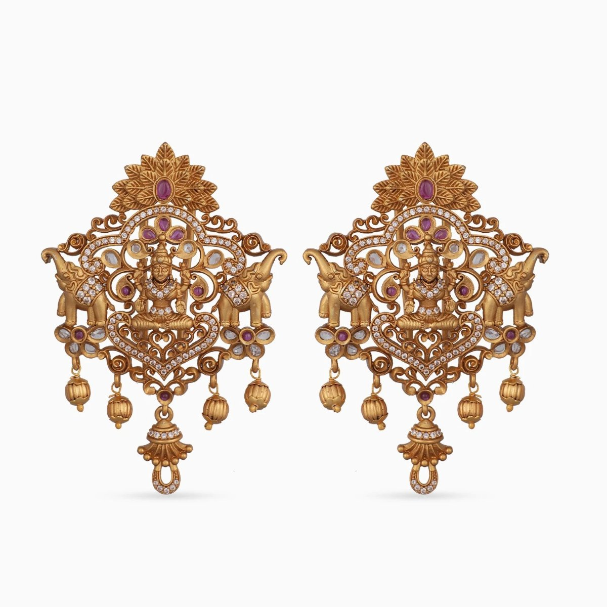 Bhumi Antique Hair Brooch