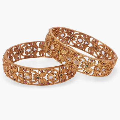 Tiru Antique Bangles by Tarinika