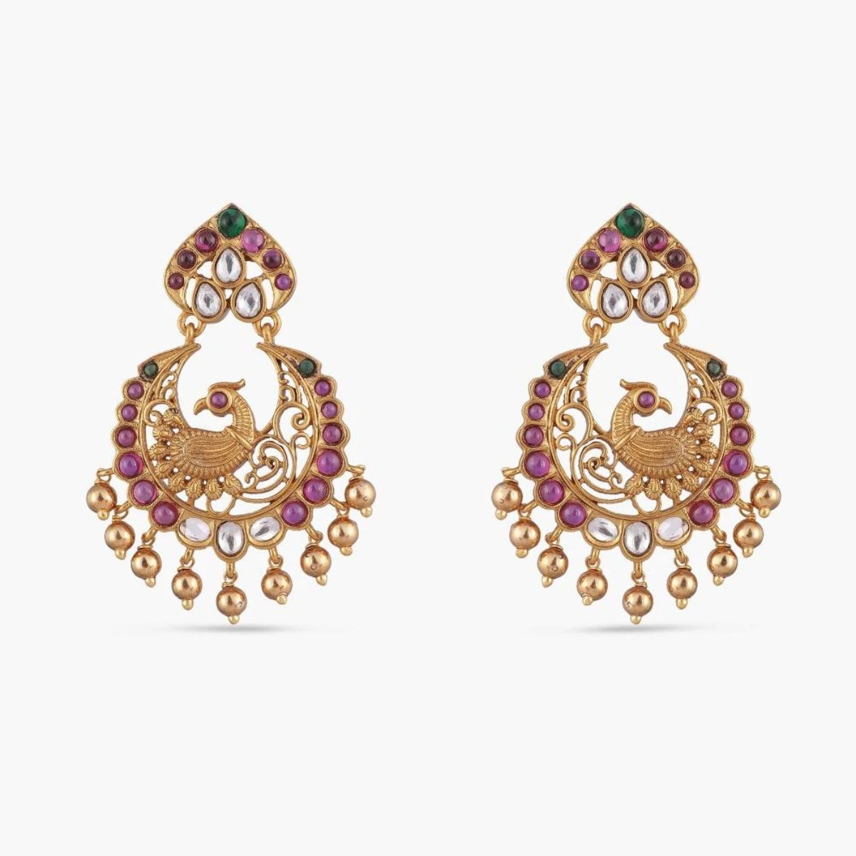Meena Antique Earrings