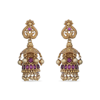 Hita Antique Earrings