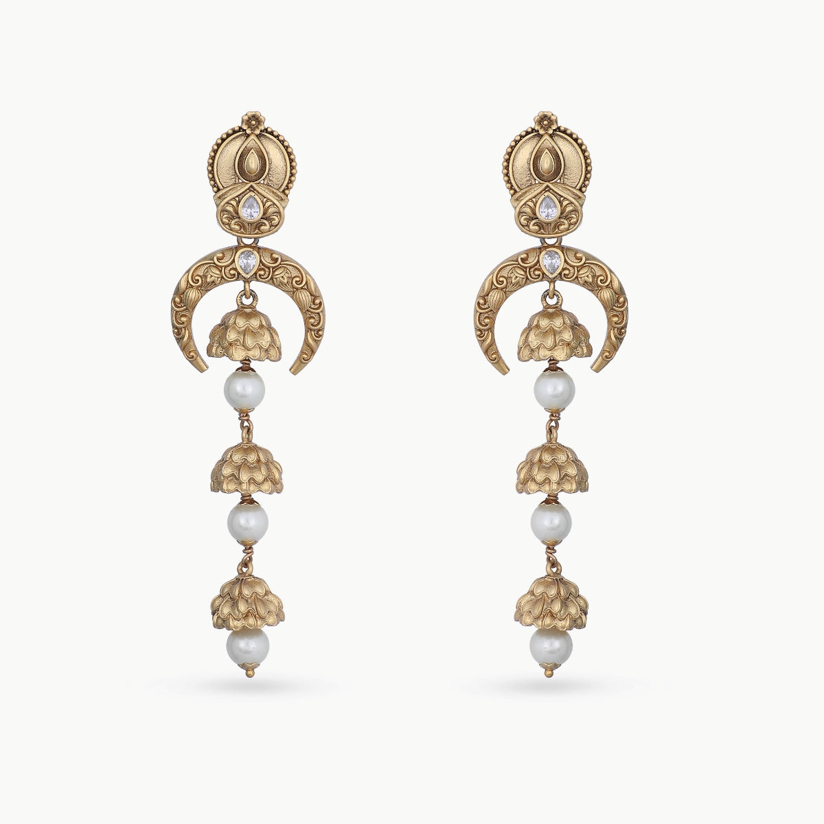 Diti Antique Earrings