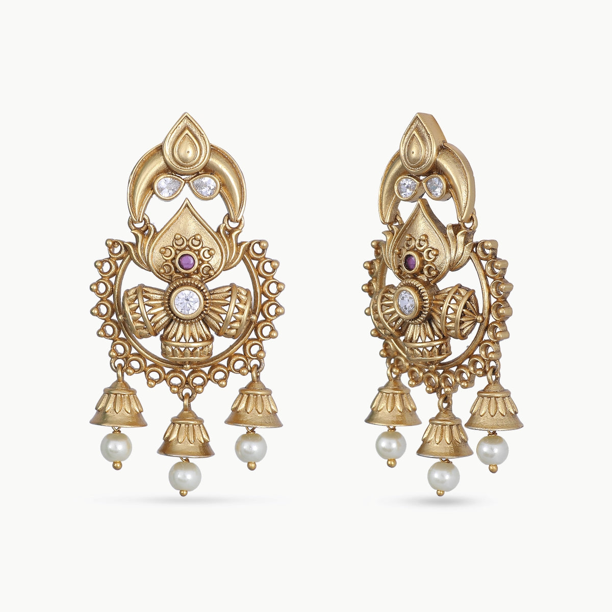 Niha Antique Earrings